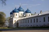 Great monasteries of Russia — Stock Photo