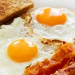 Eggs and bacon — Stock Photo #11939890