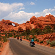 Stock Photo: Vacation Travel Arches NP