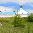 Panorama of Suzdal. Golden ring of Russia. — Foto de Stock