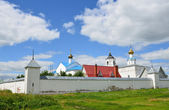 Panorama of Suzdal. Golden ring of Russia. — ストック写真