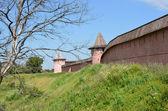 Spaso-Efimovskiy monastery in Suzdal. Golden ring of Russia. — ストック写真
