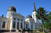 Svyato-Preobrajenskiy Cathedral in Odessa. — Stock Photo
