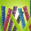 Stock Photo: Metal springs