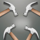 Hammer — Stock Photo