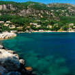 Kerkyra Bay — Stock Photo