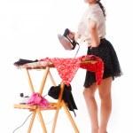 Ironing PinUp — Stock Photo #11485477
