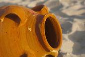 Amphora details — Stok fotoğraf