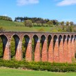Arches bridge over a valley — Stock Photo #11654363