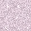 Seamless vector rose pattern — Stock Photo #11432545