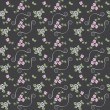 Beautiful seamless pattern with roses — стоковое фото #11595299