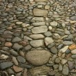 Cobbles in road — Stock Photo #10993446