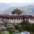 PARO RINPUN DZONG IN BHUTAN — Stock Photo #10945917