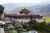 PARO RINPUN DZONG IN BHUTAN — Stock Photo