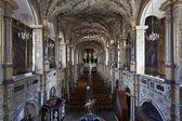 Couronnement chapelle intérieur - frederiksborg slot - hillerod au Danemark — Photo