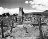 Graveyard of San Geronimo — Stock Photo