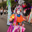 Colorful Costume In Parade — Stock Photo