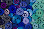 Blue buttons — Stock Photo