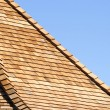 Cedar Shingles — Stock Photo #11031401