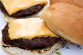 Cheeseburgers — Stock Photo