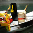 Dragon Boats at dock. — Stock Photo #11022444