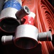 Fire hoses — Stock Photo #11334272