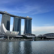 The Marina Bay Sands Resort Hotel — Stock Photo #11396204