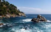 Pendiente mar salvaje — Foto de Stock