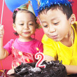 Second birthday party — Stock Photo #11486164