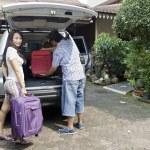 Preparing for travel — Stock Photo