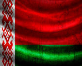 Grunge flag Belarus — Stock Photo