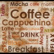 Sorts of coffe background — Stock Photo #11236377