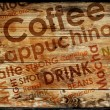 Stock Photo: Sorts of coffe background