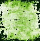 Green grunge background — Stock Photo