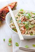 Vegan Pad Thai — Stock Photo
