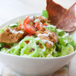 Vegan Taco Salad — Stock Photo