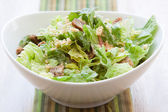 Vegan Caesar Salad — Stock Photo