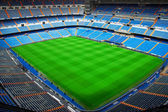 Stadium Santiago Bernabeu — Stock Photo