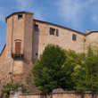Rocca Malatestiana in Santarcangelo di Romagna — Stock Photo