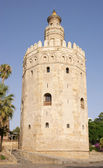 Torre del Oro in Seville — Stock Photo