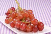 Red Sultana grape — Stock Photo
