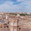 Panoramic view of Valencia — Stock Photo #12376394