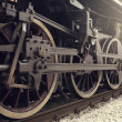 Steam train — Stock Photo #10819205