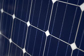 Close up of solar panels — Stock Photo