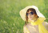 Summer fashion — Stock Photo