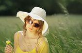 Slunečný den — Stock fotografie