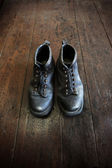 Old boot — Stock Photo