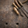 Craftsman tools — Stock Photo