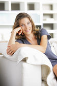 Relax at home — Stock Photo