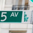 Fifth avenue, NYC — Stock Photo #11467631